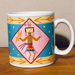 2/$20 // JUNE SOBEL Vtg 80's Mug